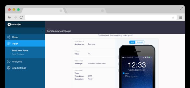 Basic Service From IoT Platform Provider