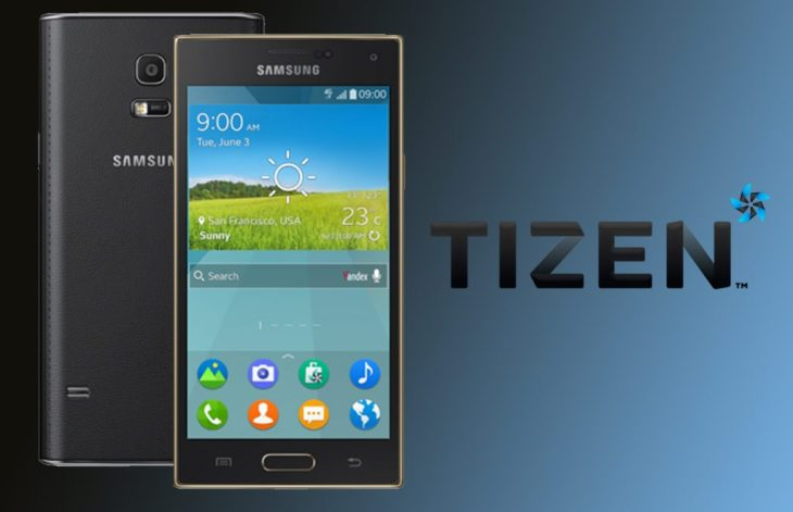 Building Application for Tizen in Tizen Backend as a Service